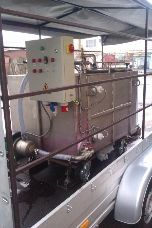 Промывка системы отопления Минск